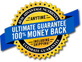 100% Money Back Ultimate Guarantee