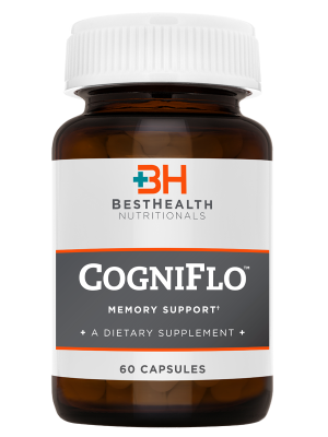Bottle of CogniFlo