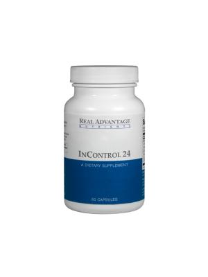InControl 24 - Natural Bladder Support Supplement