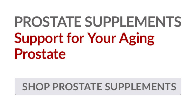 Natural Prostate Supplements for Men