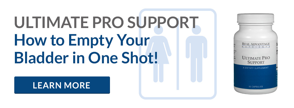 Prostate Supplement for Men - Ultimate Pro Support