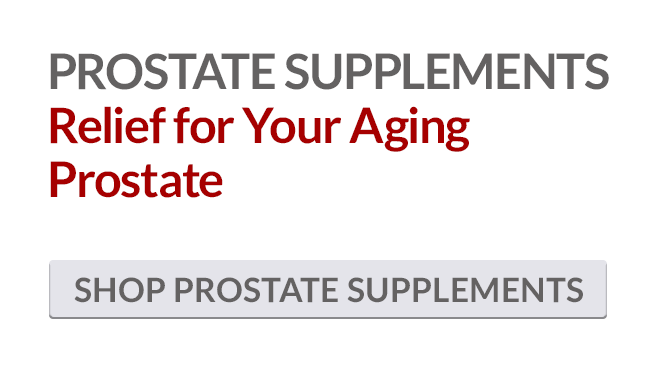 Natural Prostate Supplements for Men